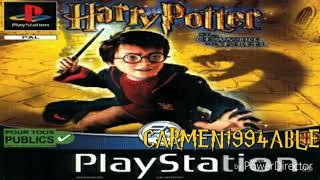 Harry Potter y la Cámara Secreta (PS1) La chimenea Music Musica
