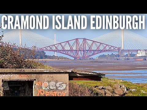 Cramond Island, Edinburgh - a unique island adventure only minutes from the centre of the city!