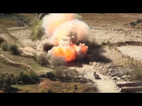 War | Big Explosions ● Clear IEDs in Iraq & Afghanistan Compilation +M1 ABV in Action