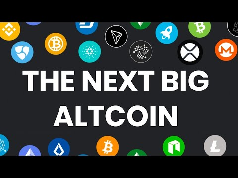 The Next Big Altcoin - Livestream Giveaway