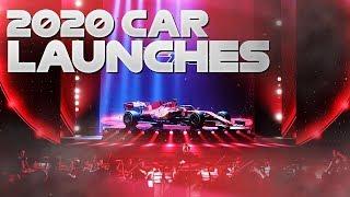F1 2020 CAR REVEALS - EXPERT ANALYSIS (Parody)