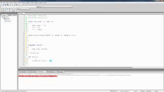 C Programming Tutorial 80, Writing a Generic Swap Function