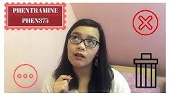 [test #7] Phentramine 37.5 / Phentermine / PHEN375 (une horreur !!)