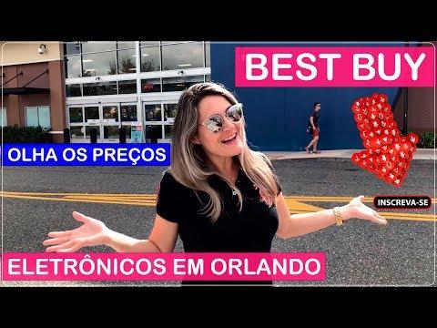 BEST BUY Compras em ORLANDO com PREÇOS de Eletrônicos no Viajar Muda Tudo!