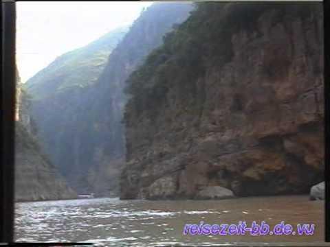Yangtze Kreuzfahrt