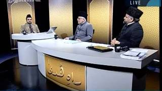 Is the Promised Messiah mentioned by name in the Holy Qur'an or Ahadith persented by khalid Qadiani