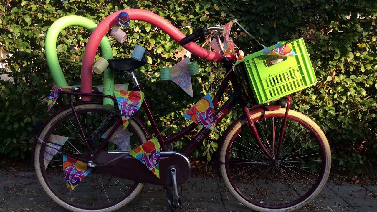"""Beat the Street challenge #4 """"Maak de allermooiste foto van je fiets die ooit is gemaakt!"""""""
