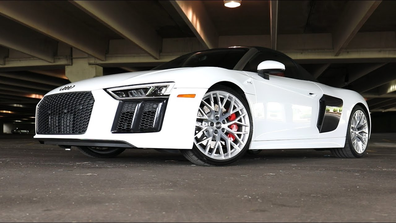 Audi R V Spyder Review The Perfect Convertible Supercar - Audi r8 convertible