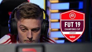 FIFA 19 FUT Champions Cup January Day 3