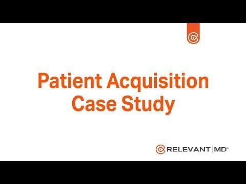 RelevantMD Patient Acquisition Case Study