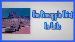 The Pineapple Thief - In Exile [Lyrics on screen]