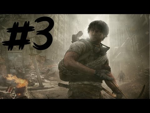 I Am Alive : Gameplay Walkthrough - Part 3 - Above The Clouds (PS3) [HD]