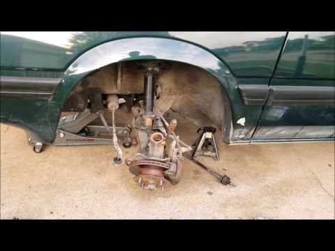 How-To Lift Kit Subaru Wagon Loyale - YouTube
