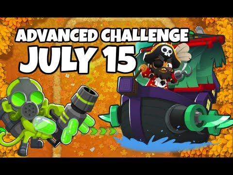 BTD6 Advanced Challenge - Ooh - July 15 2019