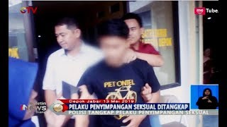 Pria Masturbasi Depan Kos Wanita Ditangkap, Pelaku Ngaku Jadi Kurir - BIS 14/05