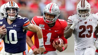 The Best of Week 1 of the 2019 College Football Season - Part 1
