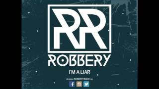 Acesse: www.facebook.com/rooberyband @robberyband.