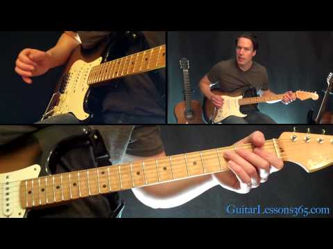 Cause We've Ended As Lovers Guitar Lesson - Jeff Beck - Famous Solos