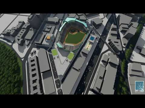 Past-Present-Future Stadium: The Stadium As A Catalyst For Urban Development And Shared Identity