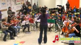 Ensayando - Gloria de Vivaldi