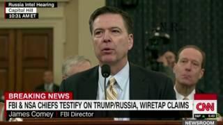 BREAKING NEWS: FBI WIRETAP AND RUSSIA HEARING, NSA UK SPYING HEARING HIGHLIGHTS