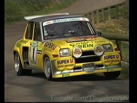 Renault 5 rallye