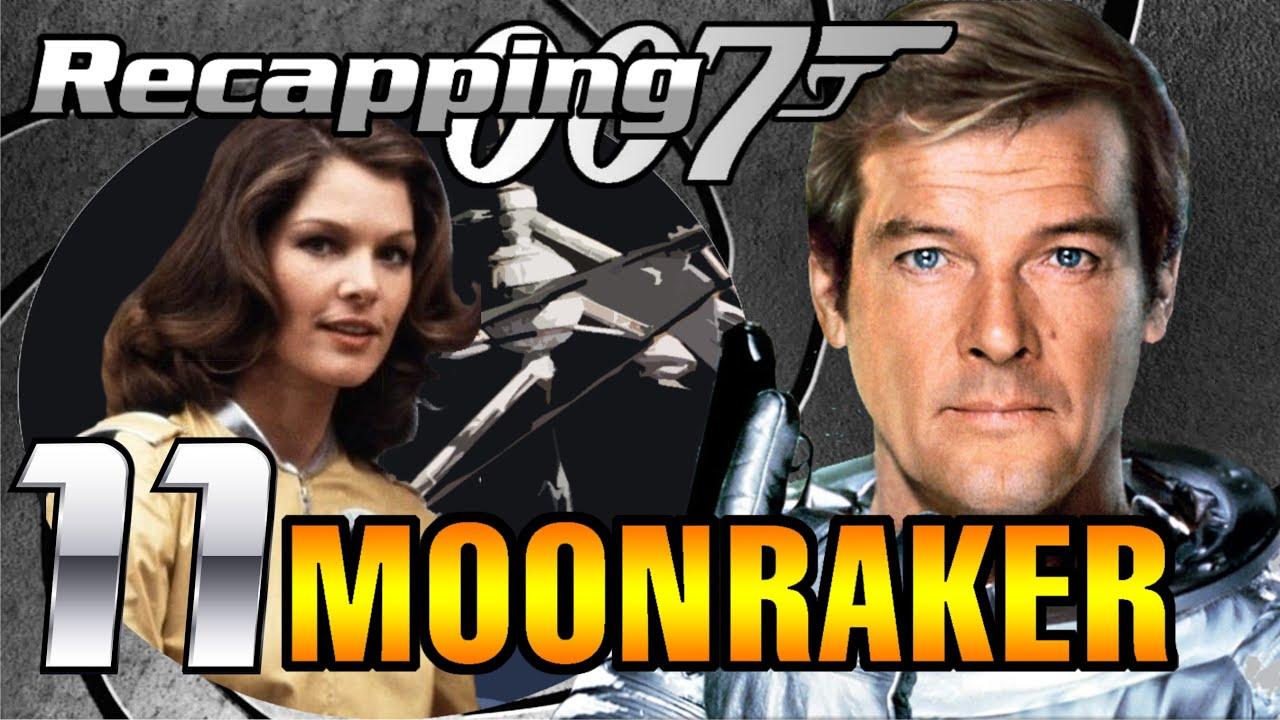 Download Recapping 007 #11 - Moonraker (1979) (Review)