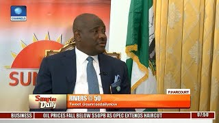 Rivers@50: Rivers State Funding Security Operations --Wike