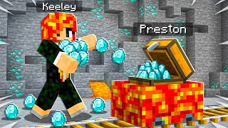 5 NEW Ways to Steal Your Little Sister's Diamonds! - Minecraft