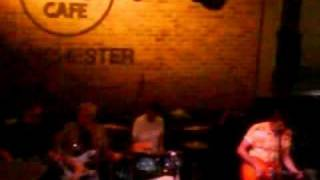 waterfall by the salford jets live at hard rock cafe uk