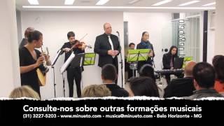 A Thousand Years - Christina Perri - Septeto - Minueto Música para Eventos - Belo Horizonte