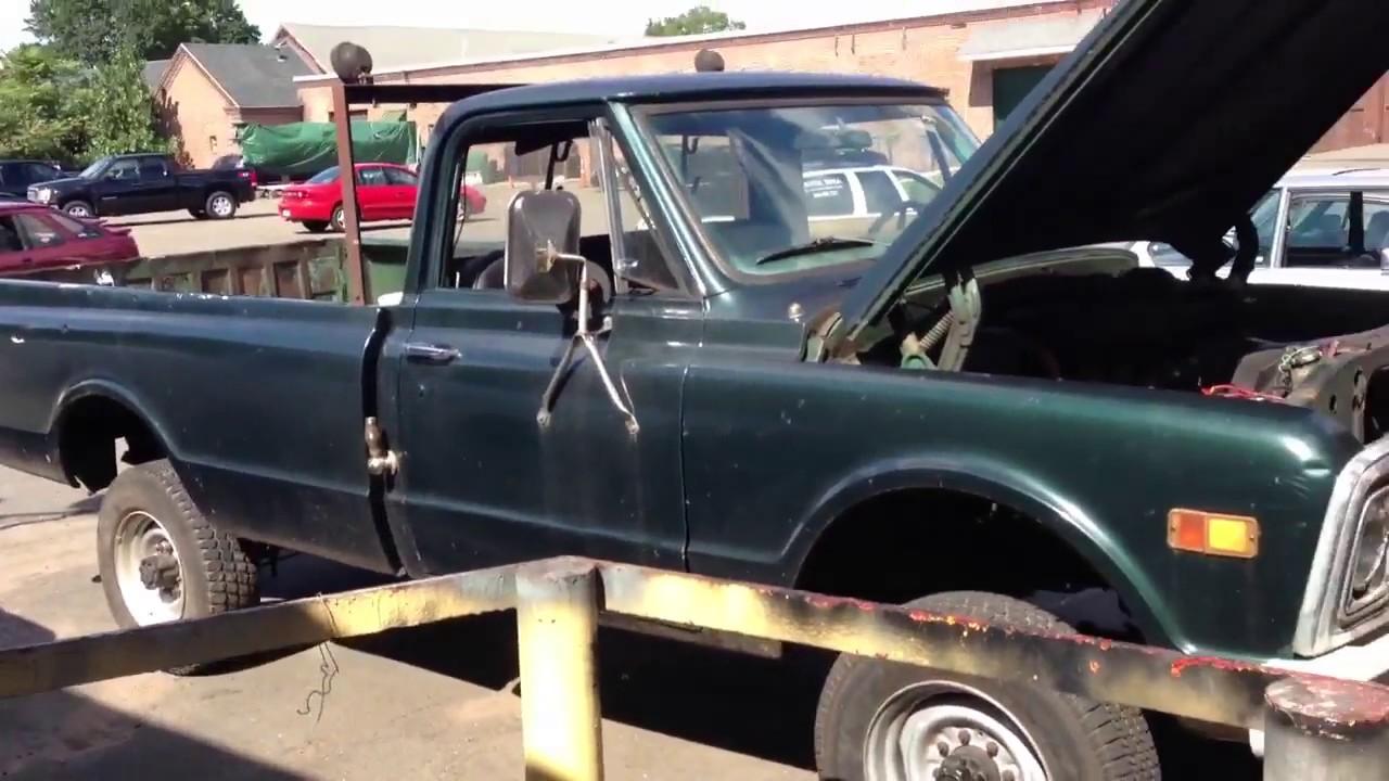 All Chevy c30 chevy : Chevy c30 pick up truck 4x4 walkaround - YouTube