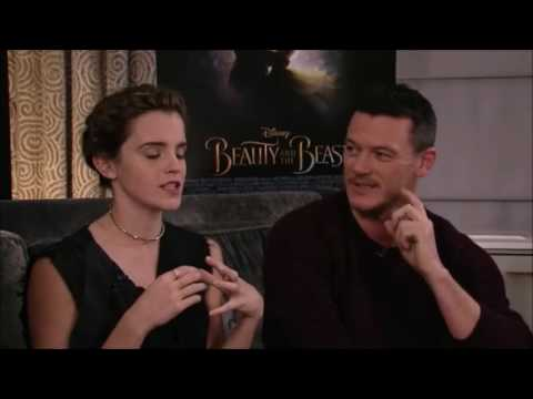 Thumbnail: Beauty and the Beast cast live chat on Facebook