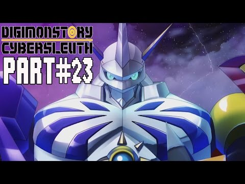 Digimon Story Cyber Sleuth Walkthrough Part 23 Gameplay Lets Play
