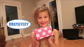 Early Birthday Presents! WK 242 7 | Bratayley