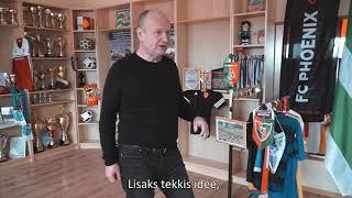 Народный музей футбола Йыхви  / Jõhvi rahva jalgpallimuuseum