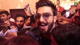 Ranveer Singh's GRAND ENTRY At His First Film Simbaa Trailer Launch After WEDDING Deepika Padukone