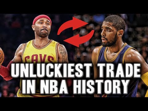 The Unluckiest Trade In NBA History | Kyrie Should Be On The Clippers Right Now?