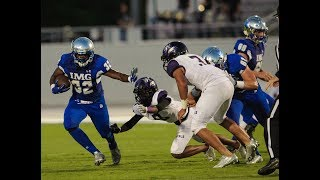 IMG Academy Football White vs West Oaks (Orlando, FL) thumbnail