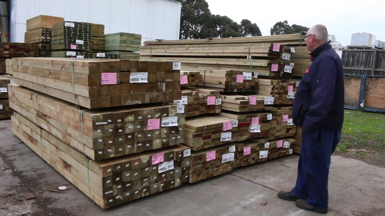 Timber Auctions | Building Materials Auction