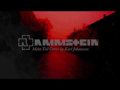 Karl Johansson  Mein Teil Rammstein Full Band