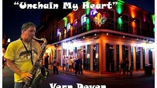 UNCHAIN MY HEART - Karaoke, Instrumental  Vern Doven