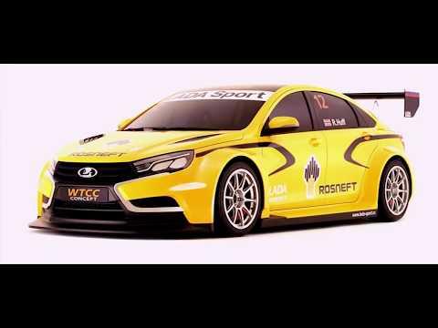 Лада Веста   обзор новинки от АвтоВаз  Новая Lada Vesta 2015 Тест Драйв