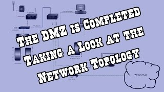 DMZ Setup is Complete a Look at the Network Topology