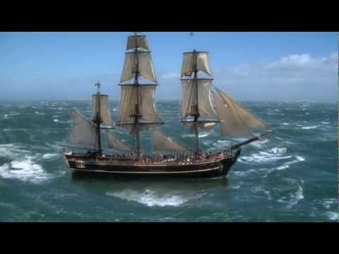 Coast Guard: HMS Bounty Rescue