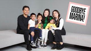 Hiho Kids Say Bye to Marina!