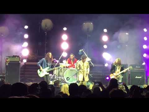 Greta Van Fleet-Coachella Sideshow-Full Concert @ Ford Amphitheater, Los Angeles April 16, 2018