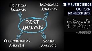 Основы менеджмента. PEST-анализ