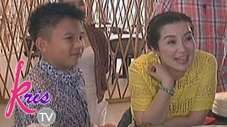 Kris to Bimby: It