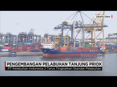 Pengembangan Pelabuhan Tanjung Priok